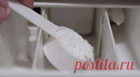 Натуральный и безопасный стиральный порошок для машинки-автомат своими руками