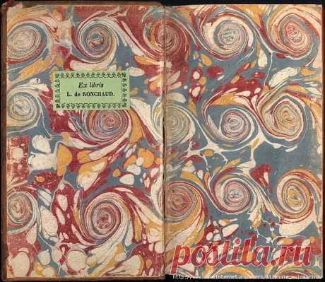 Эмбру-мраморирование бумаги и ткани + Уроки