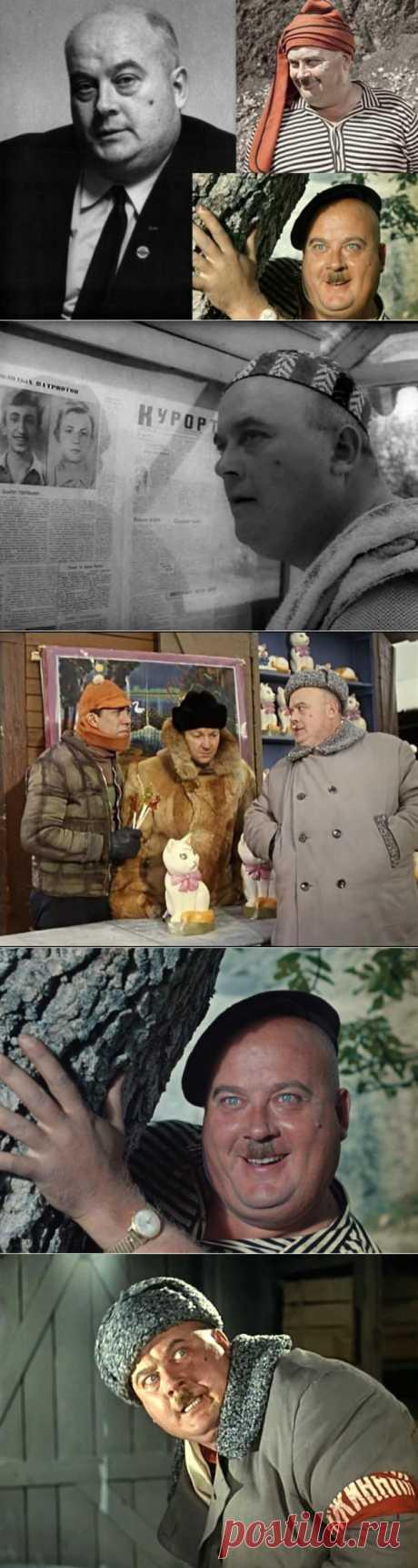 """Неповторимый Моргунов - """"Бывалый"""" / Назад в СССР / Back in USSR"""
