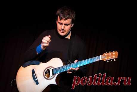 Ewan Dobson: канадский гений гитары | Видео дня