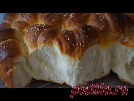 ПОГАЧА. СДОБНЫЙ ХЛЕБ ИЗ БУЛОЧЕК/Bakery bread from bread rolls