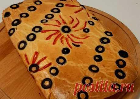 (14) Пирог заливной с тунцом - пошаговый рецепт с фото. Автор рецепта Мария ✈ . - Cookpad