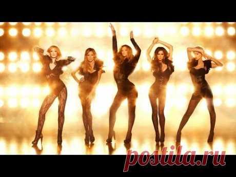 Girls Aloud - Official UK Chart Hits - Chart History - YouTube