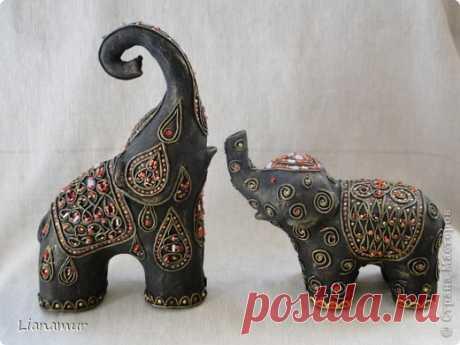 Слонотворение | Страна Мастеров