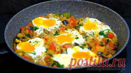 Тюнингованный завтрак - летом готовлю такой завтрак регулярно – ПОЛЕЗНО, быстро и вкусно!