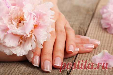 Strengthening of nails — closing of nails wax