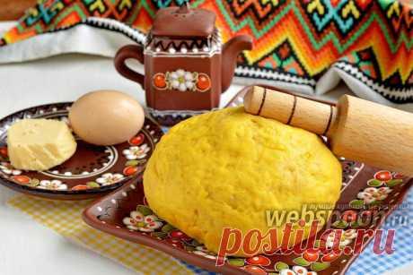 Песочно-дрожжевое тесто рецепт с фото, как приготовить на Webspoon.ru
