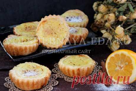 Пирожное Паштейш с заварным кремом, рецепт с фото | Волшебная Eда.ру