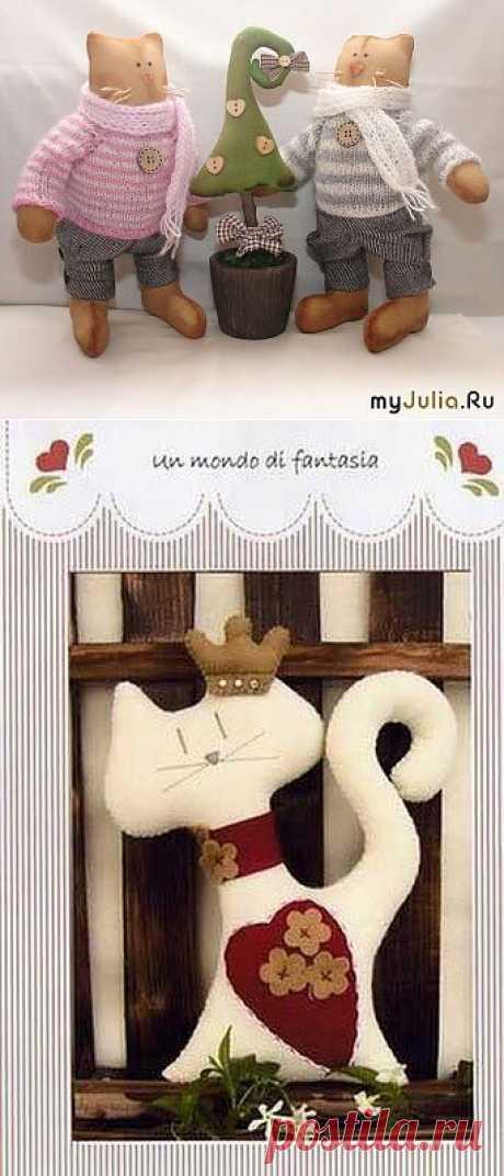 цитата Трииночка : Шьём игрушки: коты, мыши (очень простые) (22:56 24-11-2011) [4059776/194295079] - zhavkina@inbox.ru - Почта Mail.Ru