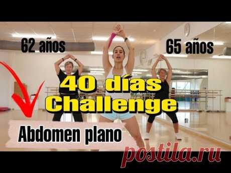Ejercicios Asiáticos para abdomen plano +abdominales /Tiktok Abdomen Challenge /Viral
