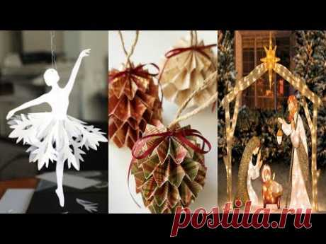 Christmas decor special: DIY Winter Room Decor Ideas – How To Decorate Your Room For Winter