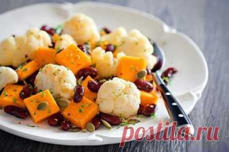 Салаты из тыквы: 15 самых вкусных салатов из тыквы >> Прекрасная Половина