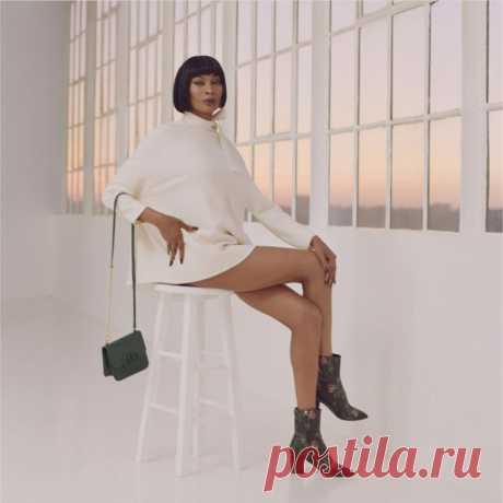 Доминик Джексон — лицо новой рекламной кампании Valentino Доминик Джексон, также известная как Тайра Аллюр Росс, приняла участие в съёмках новой рекламной кампании Valentino. Она предстала в образе Электры