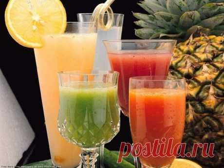 Рейтинг летних напитков для утоления жажды