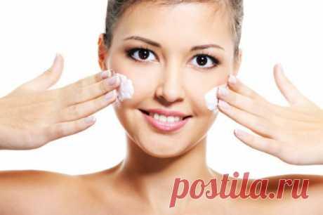 Как выбрать домашний крем для лица от шелушения кожи - Сайт для женщин