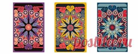 Выберите одну из этих трех карт и узнайте, что уготовила для Вас предстоящая неделя!