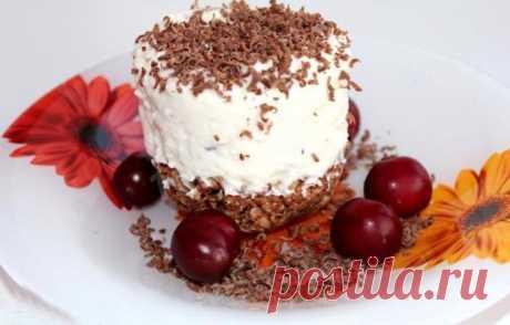 Мороженое пирожное рецепт с фото пошагово - 1000.menu