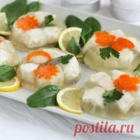 Заливное из рыбы и морепродуктов - 46 рецептов | Подборка рецептов на koolinar.ru