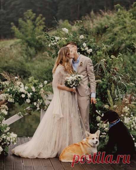 💥 Ежедневная порция свадебного вдохновения в твоем Instagram 👉🏻 instagram.com/weddywood 💥