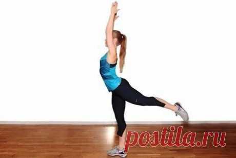 Круговой комплекс упражнений для похудения и укрепления мышц всего тела
