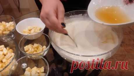 Банановое желе, которое даже вкуснее чем «Птичье молоко»! - be1issimo.ru