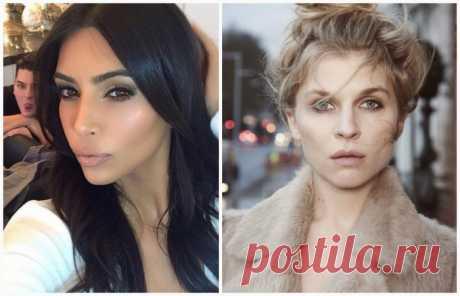 Американский гламур или французская элегантность: Какой вариант макияжа вам ближе? . Милая Я