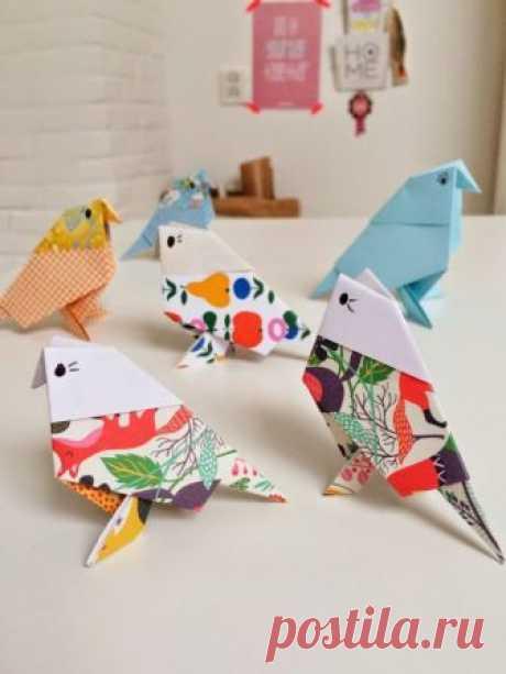 Поделки оригами: схемы и советы для начинающих