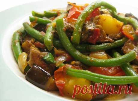 5 секретов, как приготовить овощное рагу так, что захочется вылизать тарелку