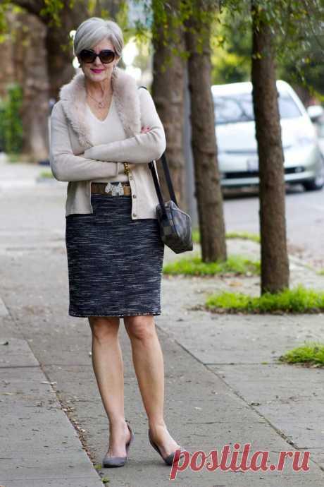 Стиль, в котором женщина 50-60 лет всегда чувствует себя комфортно | Мне 50 | Яндекс Дзен