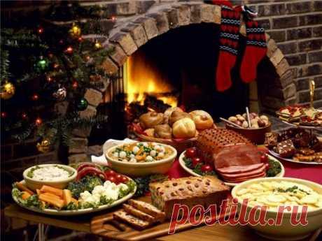 Новогоднее застолье: как правильно выбирать продукты в магазине — Полезные советы