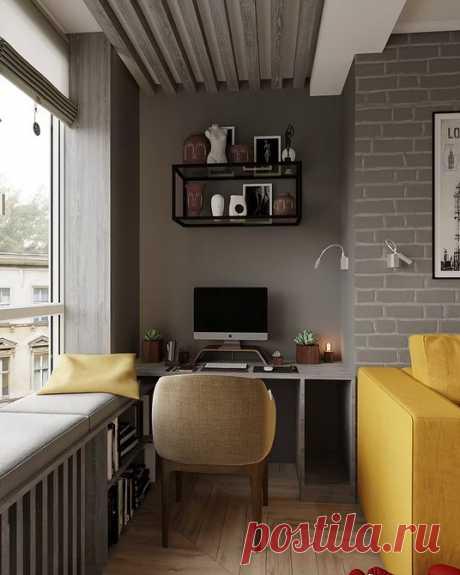 Детская комната в стиле лофт: лучшие идеи дизайна интерьера на фото от IVD.ru