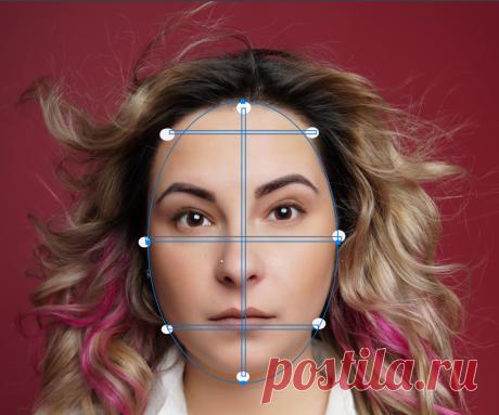 Как определить форму лица и идеально подобрать стрижку | МастерЛиля | Яндекс Дзен