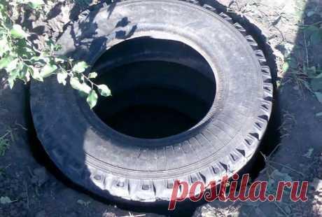 Выгребная яма из покрышек своими руками: преимущества и недостатки