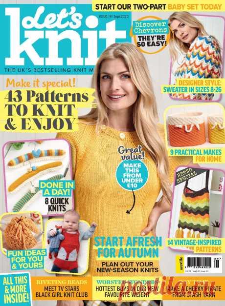 Let's Knit - №161 2020