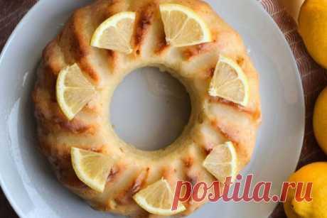 Творожно-лимонный кекс  Тесто будет влажным, богатым, по-настоящему лимонным!⠀