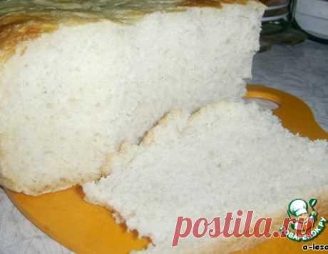 """Закваска для хлеба """"Вечная"""" – кулинарный рецепт"""