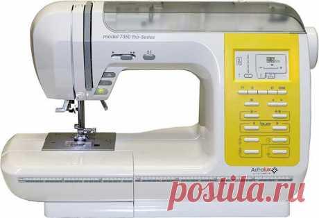 Рейтинг лучший швейных машин для домашнего использования - топ 16