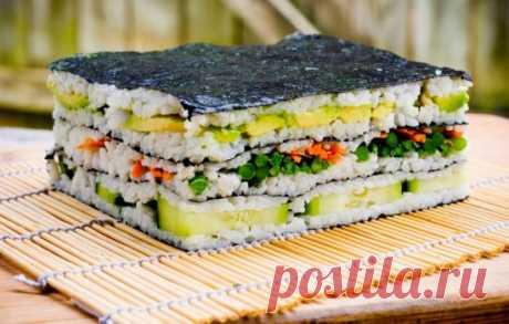 Рецепты суши торта: секреты выбора ингредиентов и добавления специй,