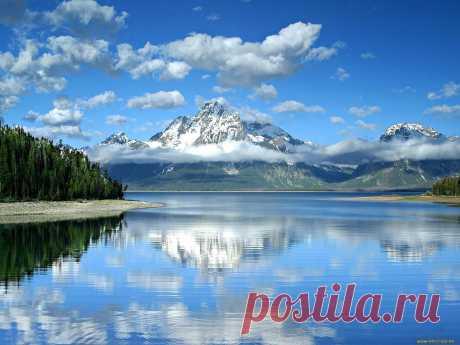 Как прекрасна наша планета!