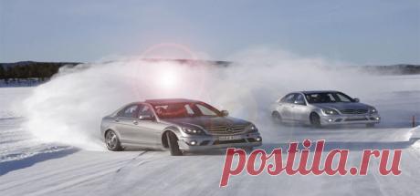 Правила безопасности на зимней дороге | На всякий случай