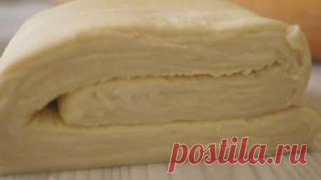 Слоеное тесто. Всегда Удачное, Вкусное и слоистое