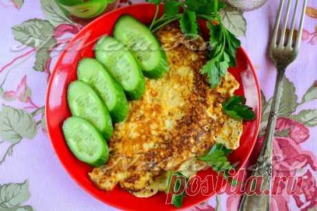 Овсяноблин, рецепт для правильного питания с фото