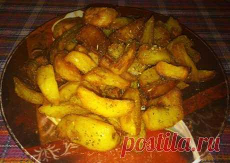 Картофель шато Автор рецепта Инна Шакина - Cookpad