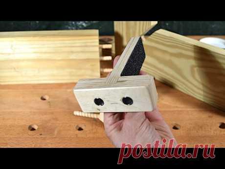 Простейший кондуктор для шкантов