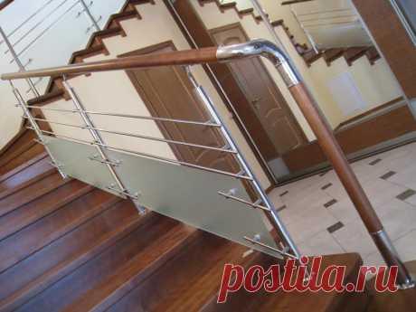 Лестницы и ограждения по новому
