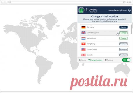 Browsec VPN вашу личную жизнь и безопасность Интернет