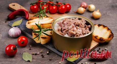 Что приготовить из тушенки: простые блюда, которые можно есть бесконечно