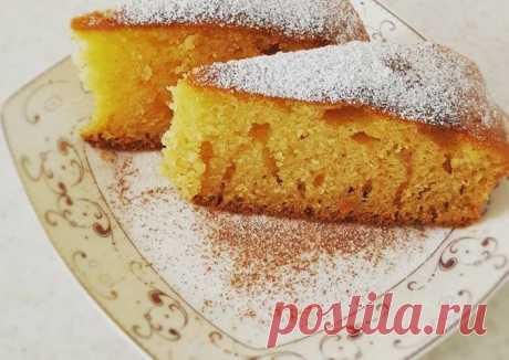 (2) Манник из детства - пошаговый рецепт с фото. Автор рецепта Sladkoejka . - Cookpad