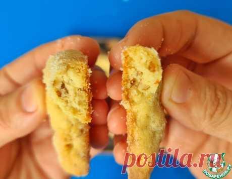 Апельсиновое печенье – кулинарный рецепт