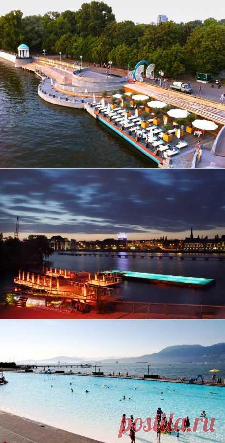 Курорт в мегаполисе | TrendyMen